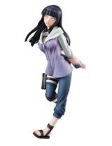 Naruto Gals Hinata 8 Inch PVC Figure