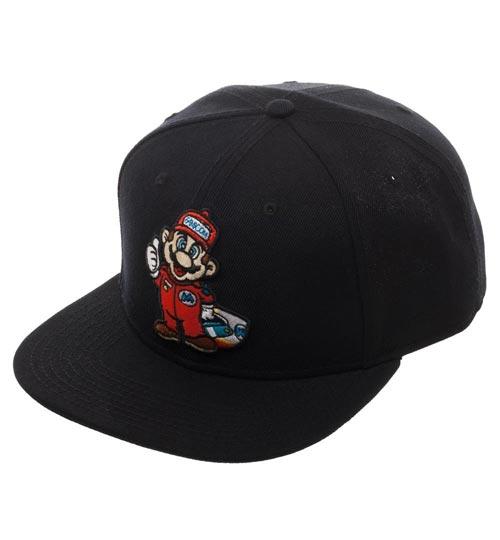 Super Mario Kart Snapback