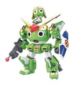 Keroro Plamo Collection: Keroro Gunso & Robo Anniversary Special Version Model Kit