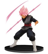 Dragon Ball Z World Colosseum 2 V9 Super Saiyan Rose Goku Black Figure