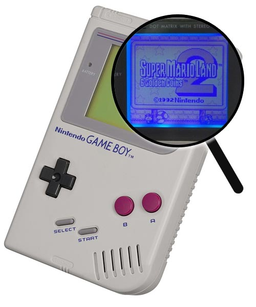 Game Boy Backlit Screen Installation Service
