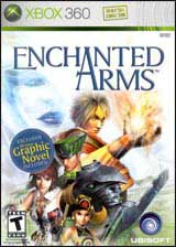 Enchanted Arms with Graphic Novel