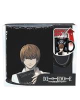 Death Note: Light & L Heat Change Mug