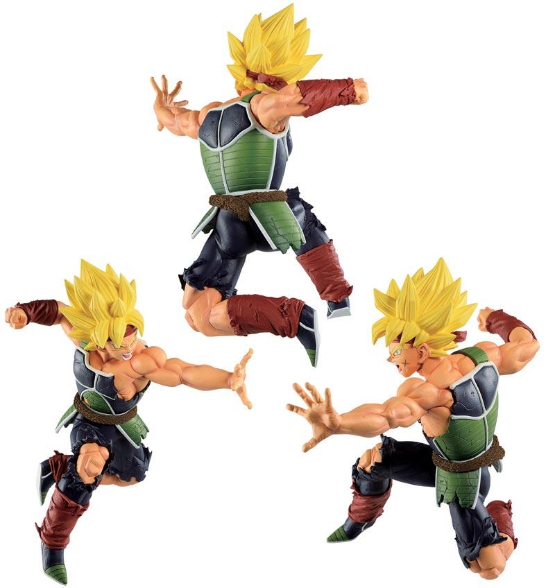 Dragon Ball Rising Fighters SSJ Bardock Ichiban Fig extra img