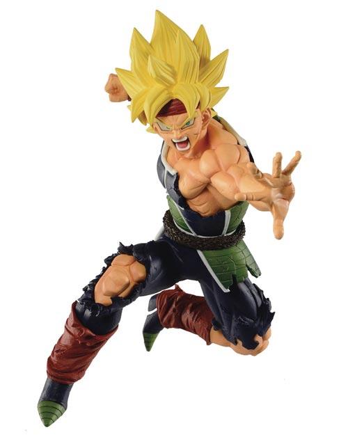 Dragon Ball Rising Fighters Super Saiyan Bardock Ichiban Figure