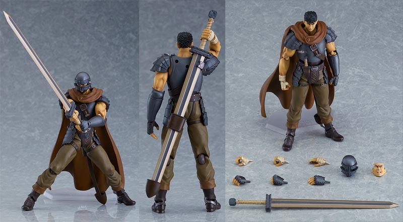 Berserk Golden Age Guts Band of the Hawk Figma AF Repaint extra img