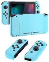 Nintendo Switch Housing Shell Replacement Service Blue
