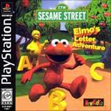 Sesame Street Elmo's Letter Adventure