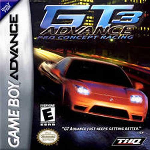 GT Advance 3 Pro Concept Racing