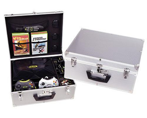 Xbox Aluminum Carrying Case by Intec