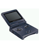 Nintendo Game Boy Advance SP Onyx/Black