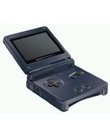 Nintendo Game Boy Advance SP Onyx/Black