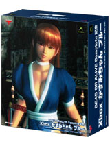 Microsoft Xbox Kasumi Blue Limited Edition