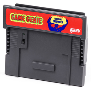 Super Nintendo Game Genie