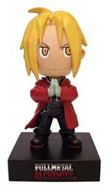 Fullmetal Alchemist: Edward Bobble Head