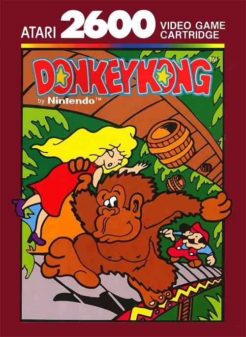 Donkey Kong by Atari