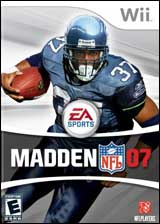 Madden NFL Football 07