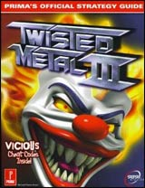Twisted Metal 3 Prima's Official Strategy Guide