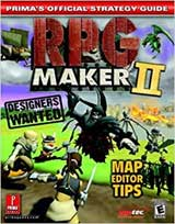 RPG Maker 2Official Strategy Guide