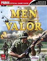 Men of Valor Official Strategy Guide Book
