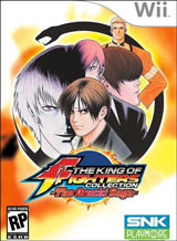 King of Fighters Orochi Saga