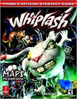 Whiplash Official Strategy Guide Book