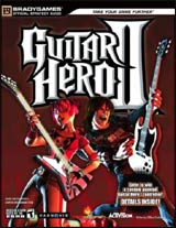 Guitar Hero II Official Strategy Guide Book