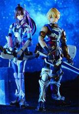 Star Ocean 4: The Last Hope Play Arts Edge & Reimi Bundle
