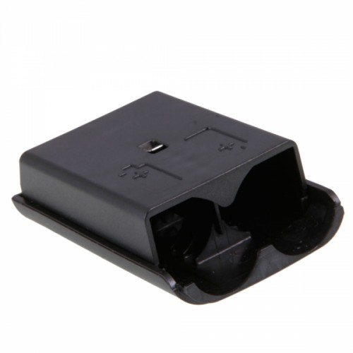 Xbox 360 Controller Battery Cover Black