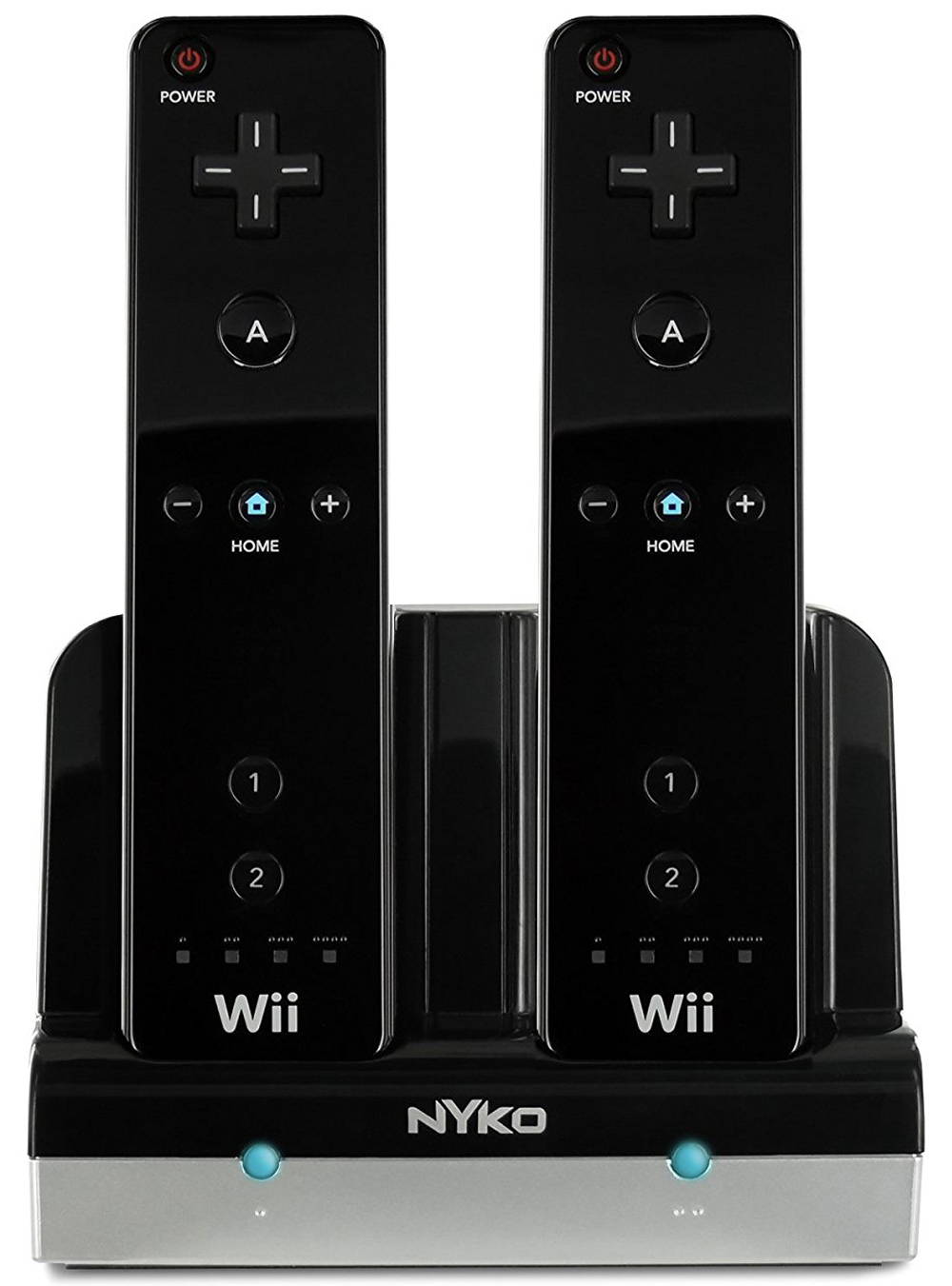 Nintendo Wii Charge Station Black