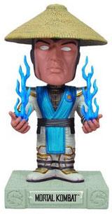 Mortal Kombat Raiden Bobblehead