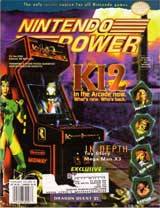 Nintendo Power Magazine Volume 81 Killer Instinct 2