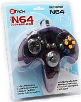 N64 Controller Purple