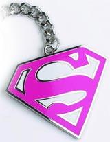 DC Heroes Supergirl Keychain