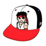 Street Fighter x Tokidoki: Ryu Snapback Cap