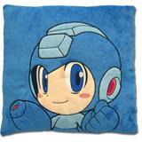 Mega Man Powered Up SD Velvet Pillow