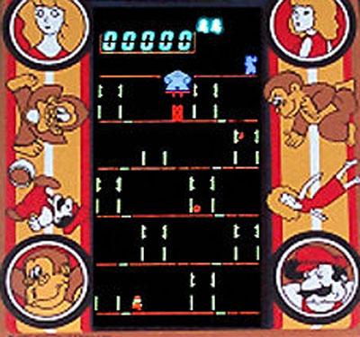 Coleco Mini-Arcade Donkey Kong
