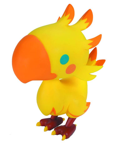 Final Fantasy Static Arts Mini Chocobo