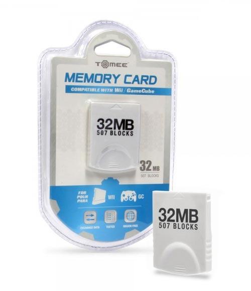 GameCube 32MB Memory Card