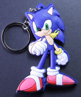 Sonic the Hedgehog: Sonic PVC Keychain