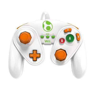 Wii U Fight Pad (Yoshi)