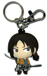 Attack on Titan SD Ymir PVC Keychain