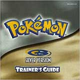 Pokemon Silver Instruction Manual