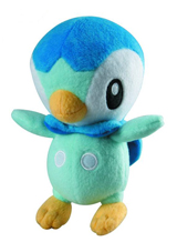 Pokemon Trainers Choice 6 Inch Piplup Plush