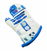 Star Wars I Am R2-D2 Fabric Oven Glove Single Pack