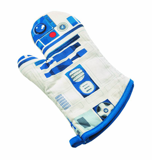 Star Wars I am R2-D2 Fabric Oven Glove