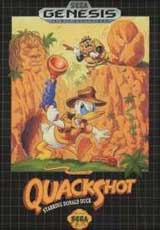 QuackShot: Starring Donald Duck
