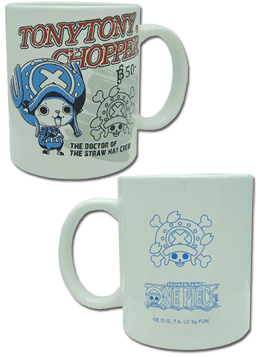 One Piece Chopper Mug