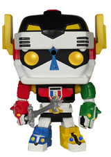 Pop TV Voltron Vinyl Figure