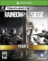 Rainbow 6: Siege Year 2 Gold Edition